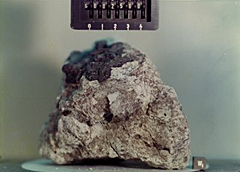 Piece of Moon rock