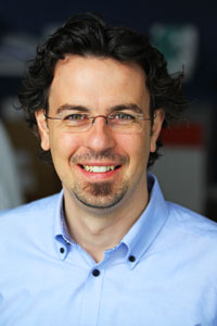 Dimitrious Stamou, Professor, Dept of Chemistry, University of Copenhagen. Photo, Jes Andersen
