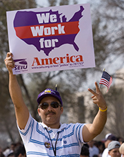 Photo: SEIU International, Creative Commons BY-NC-SA 2.0