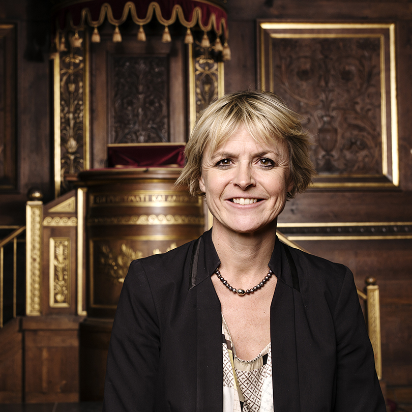 Lykke Friis to step down as prorector