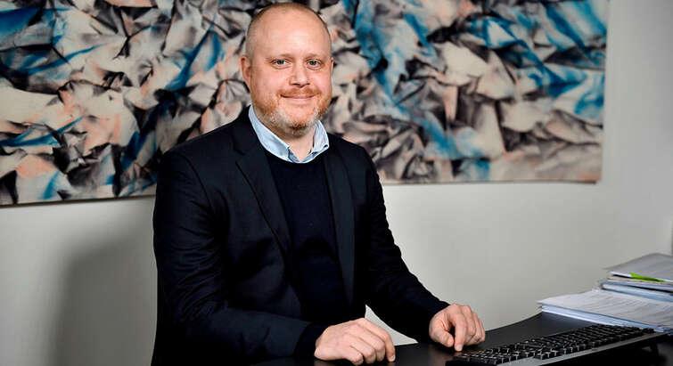 Professor David Dreyer Lassen